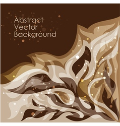 Festive background abstract vector image