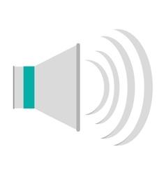 single speaker icon vector image