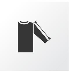 Sleeve length icon symbol premium quality vector