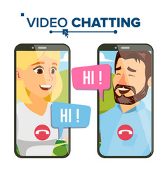 chatting speech icon network discussion vector image