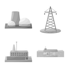 Industrial and ecological vector