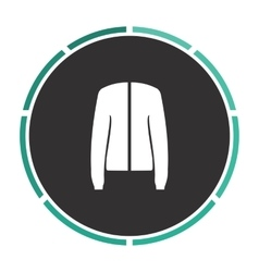 Jacket computer symbol vector