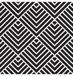 Seamless pattern Modern geometric texture vector