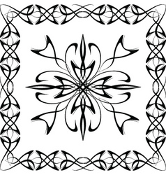 tribal tattoos vector image