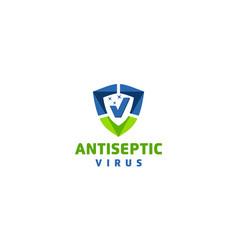 Creative antiseptic virus and antibacterial vector