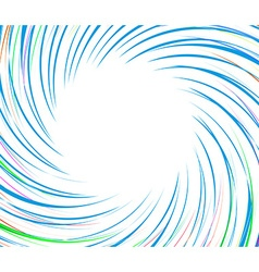vortex background vector image