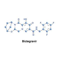 Bictegravir is an investigational drug vector