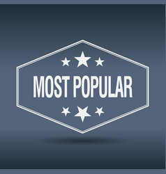 Most popular vector