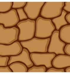 Stone background Seamless texture vector image