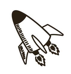 rocket launch start up business innovation image vector image vector image