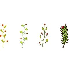 Branch elements vector