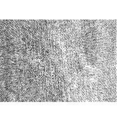 Distressed fabric texture vector