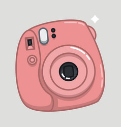 unique camera vector image