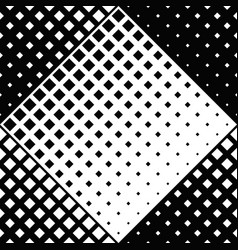 geometrical seamless monochrome diagonal square vector image