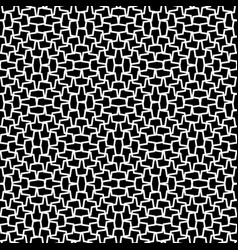 repeatable grid mesh background pattern vector image