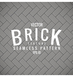 seamless texture of stone brick vector image