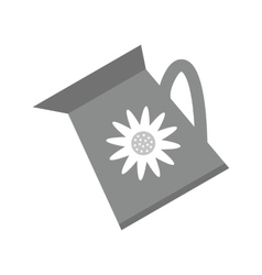 Watering Plants vector image