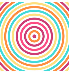 Colorful vibrant pattern vector