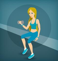 Flat fitness vector