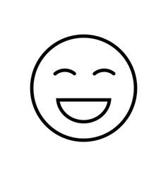 Laugh vector