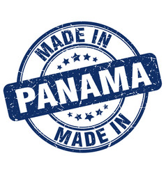 Made in panama vector