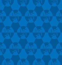 Religion Pattern 3 vector image