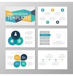 Set of multicolour template for multipurpose vector