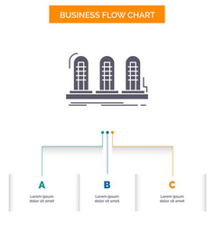 Amplifier analog lamp sound tube business flow vector