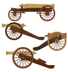 Artillery vector