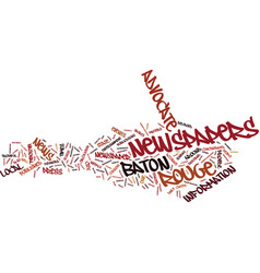 baton rouge nightlife text background word cloud vector image