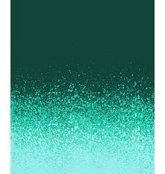 Graffiti spray painted green mint blue gradient vector