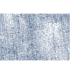 Jeans fabric texture vector