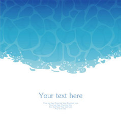 Water pic vector