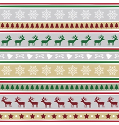 Christmas background5 vector image
