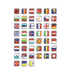 europe country flag vector image