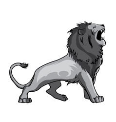 Lion tattoos and designs vector image