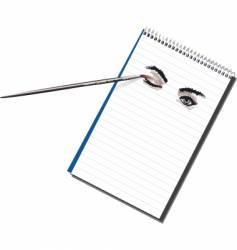 Eyeshadow vector