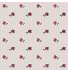 Floral Pattern 1 vector image