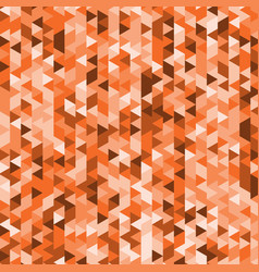 abstract background with geometry orange backdrop vector image