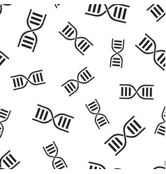 dna seamless pattern background business flat vector image
