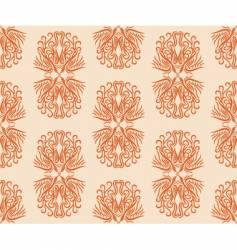 phoenix pattern vector image