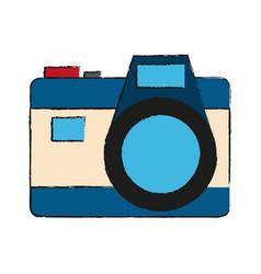 camera vector image vector image