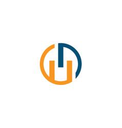 Finance logo template vector