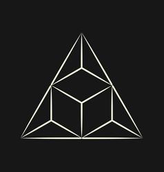 Sacred geometry 0049 vector
