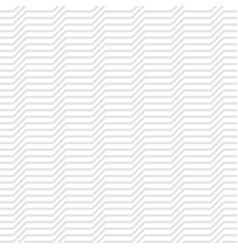 Seamless abstract pattern with regular lines vector