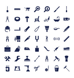 Tool icons vector