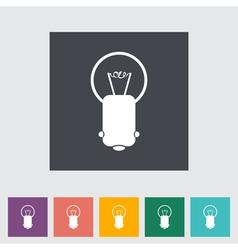 Bulb 3 vector image