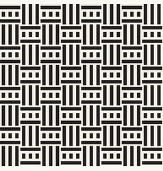 Abstract geometric pattern with stripes lattice vector