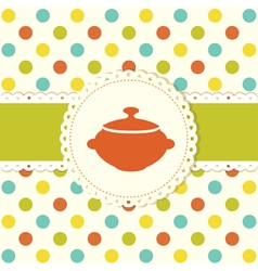 Food background 2 vector