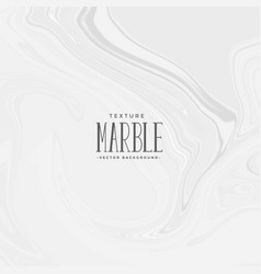 Minimal style marble texture background vector